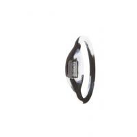 Silic Watch ION I black-white tornado
